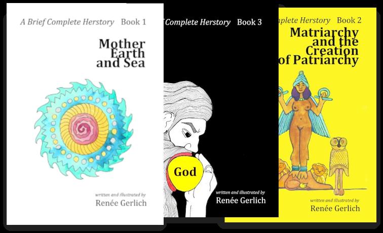 Brief Complete Herstory First Three Volumes